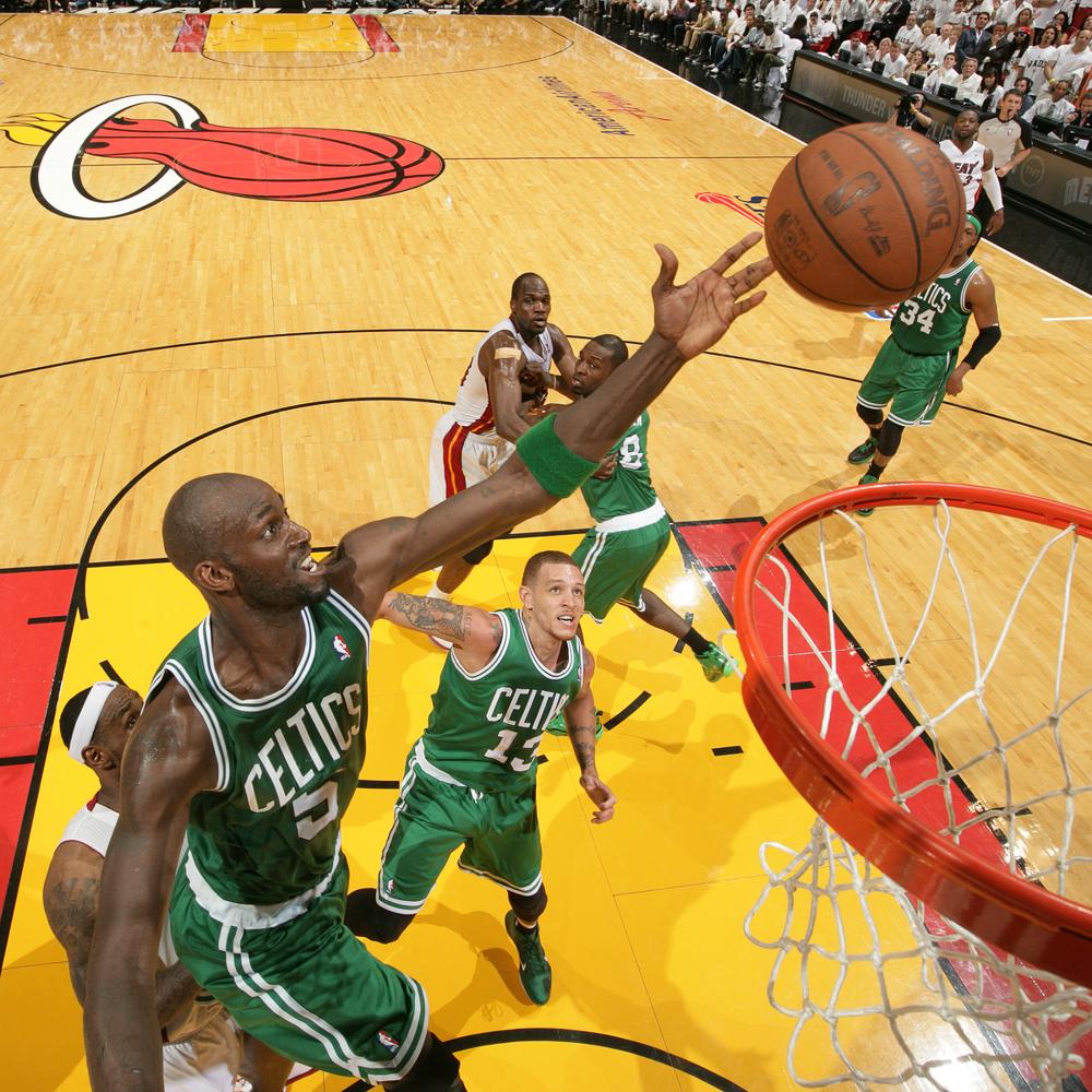 Kevin Garnett says 'farewell' after 21 National Basketball Association seasons
