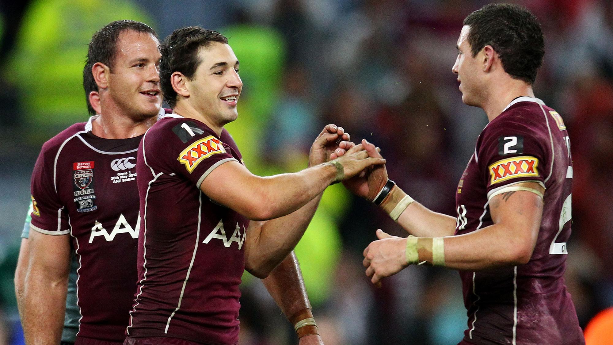 Qld Origin team: Anthony Milford named five-eighth, Johnathan Thurston 18th man