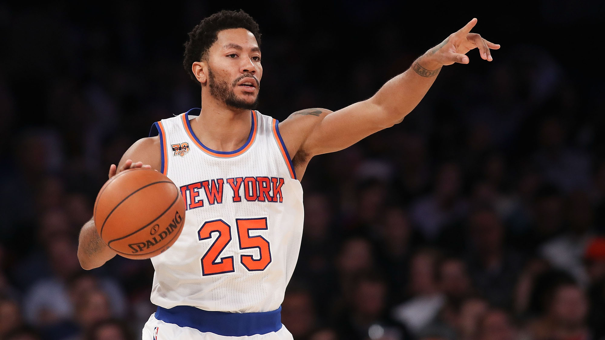 Derrick Rose to Seek Max Deal in Free Agency