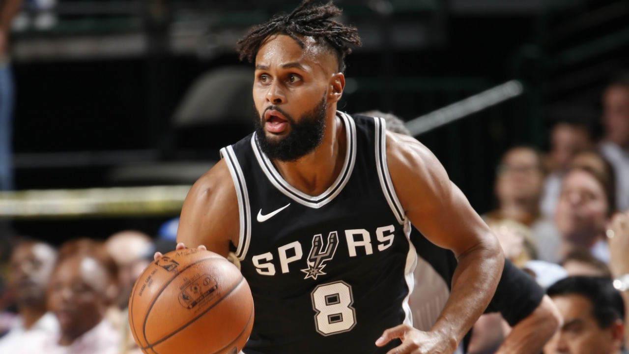 WATCH: Patty Mills scores 19 points as Spurs edge ...