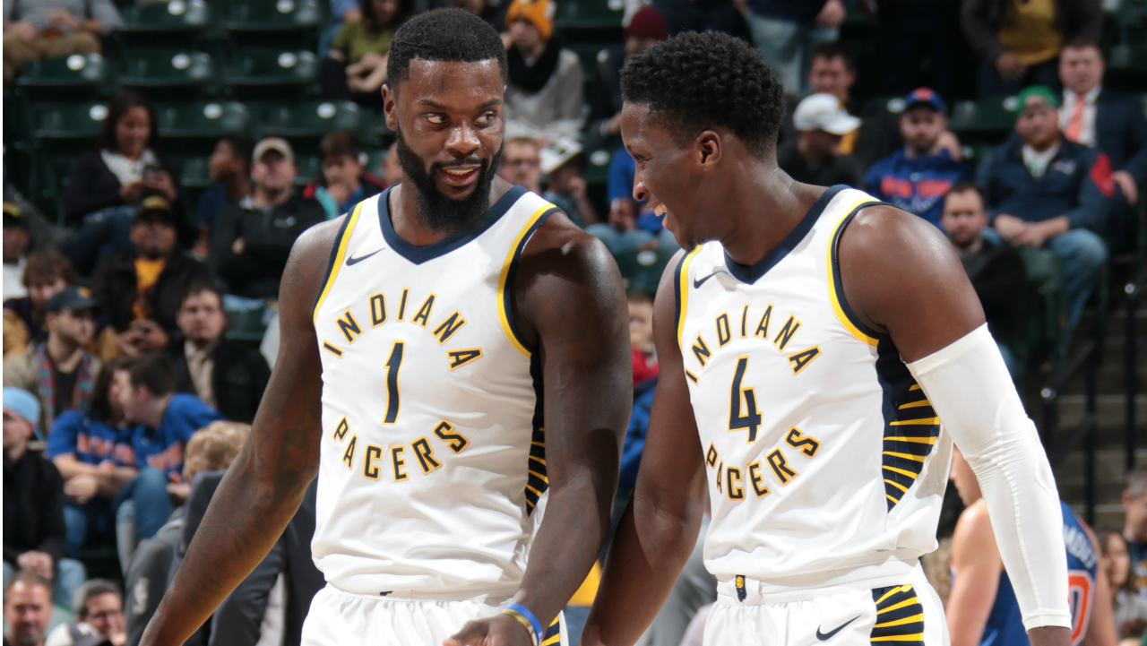 Indiana Pacers Coast to Easy Win Over the Depleted New York Knicks