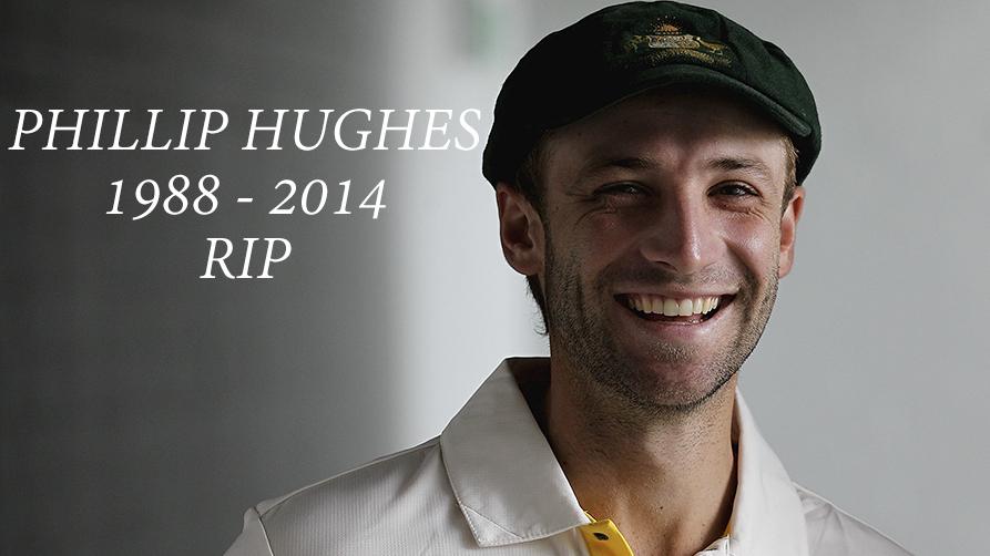 Philip Hughes RIP