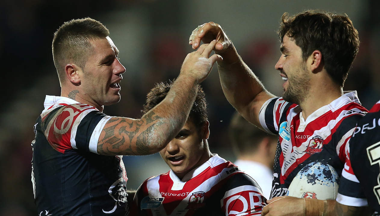 Robinson reveals key player in big Roosters win