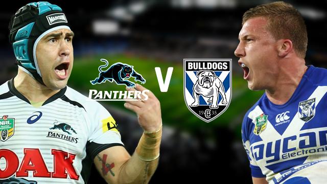 Teams Panthers v Bulldogs V Bulldogs