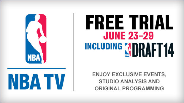 NBA TV Free Trial | Sportal New Zealand