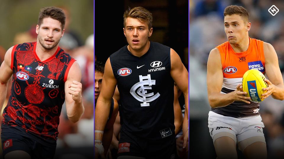 #AFL top 25 under 25