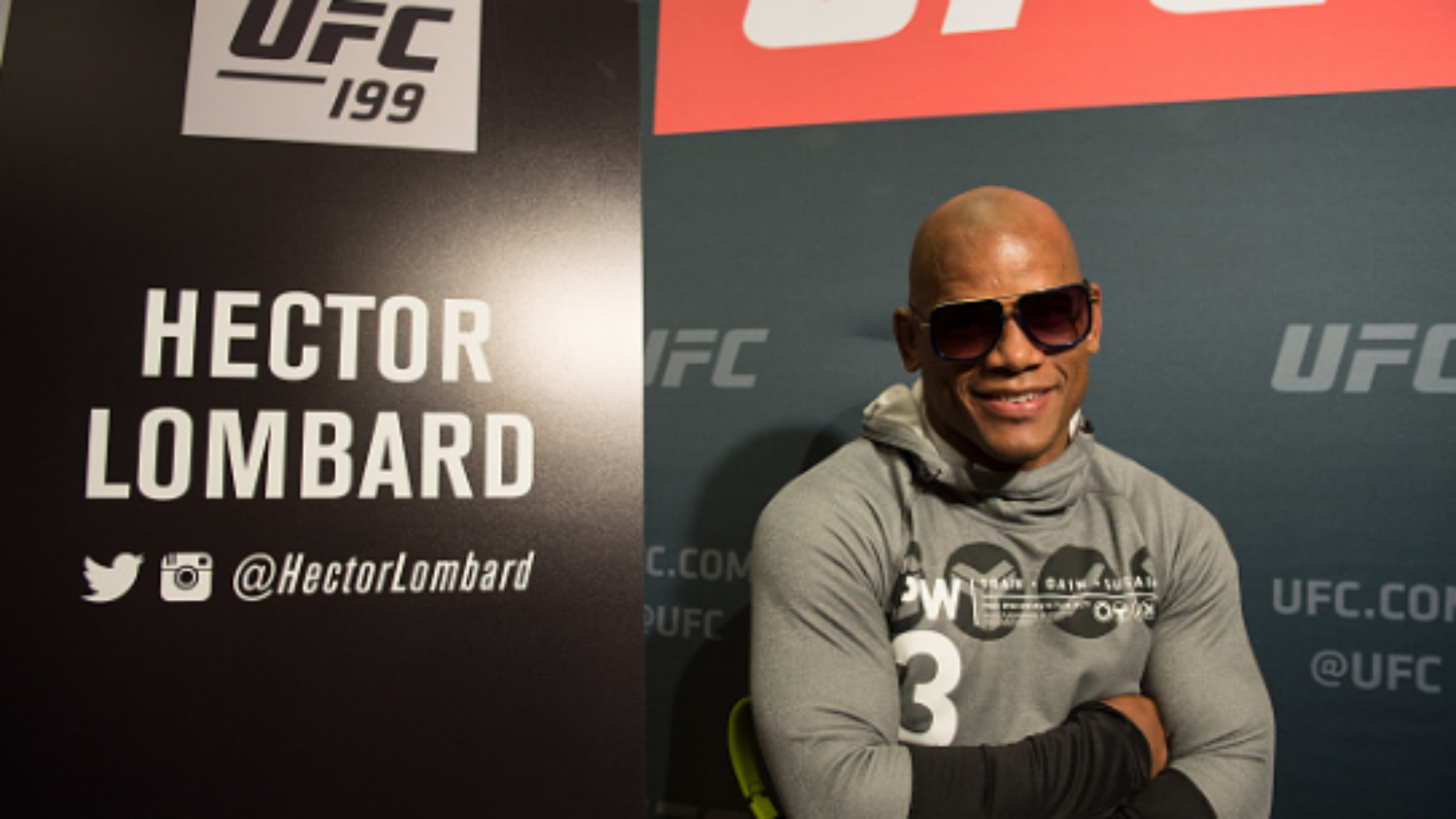 Derrick Lewis Comments On Referee's Hesitance To Stop Fight With Travis Browne