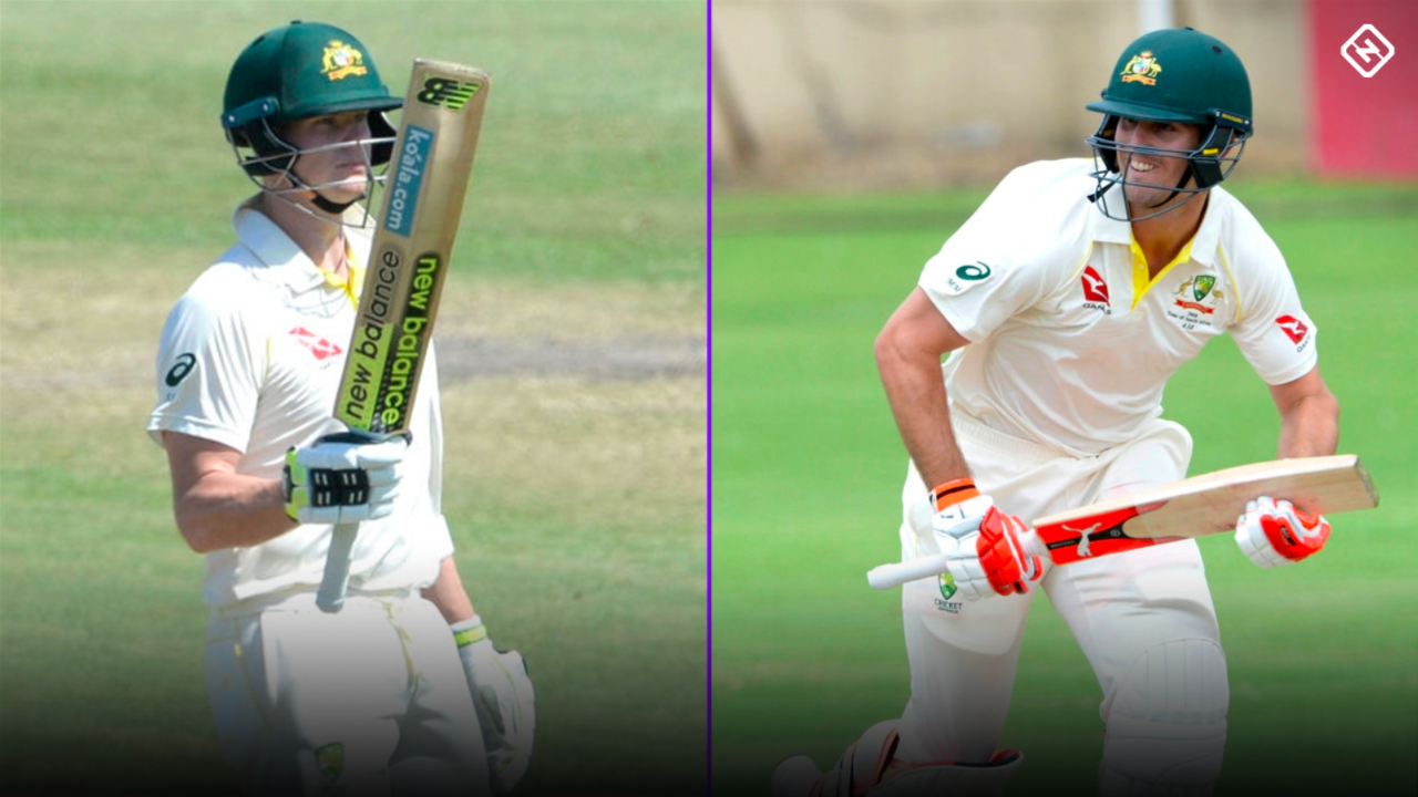 Smith dismissed but not before scoring another 50 for Australia