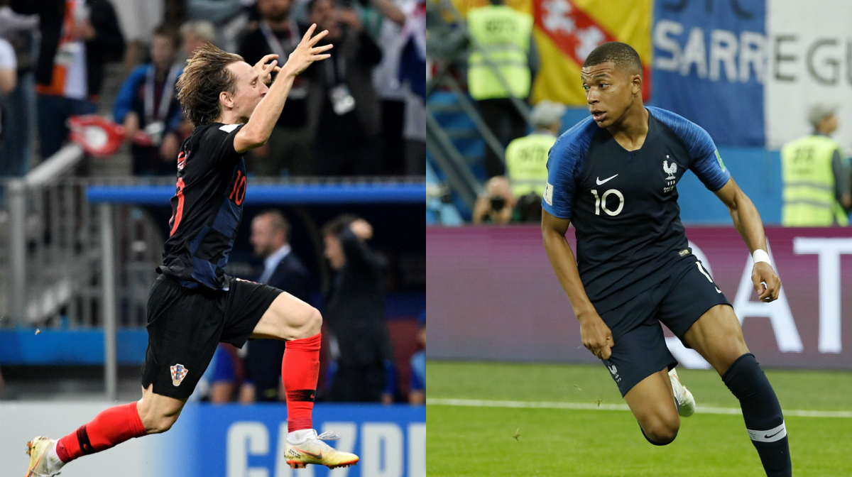 Congratulations to FRANCE for winning the World Cup!