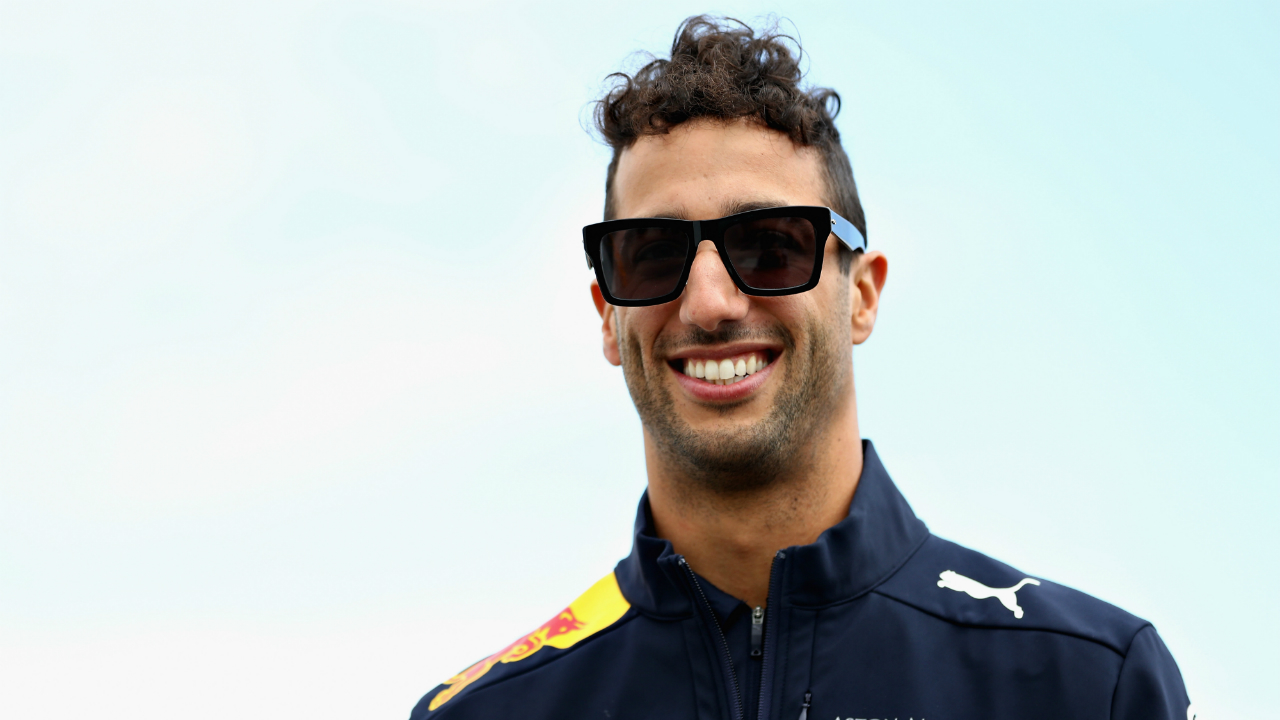 McLaren push for Daniel Ricciardo's services with $20 Million per year offer