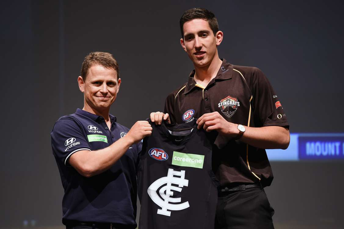 The complete 2015 AFL Draft: Every pick