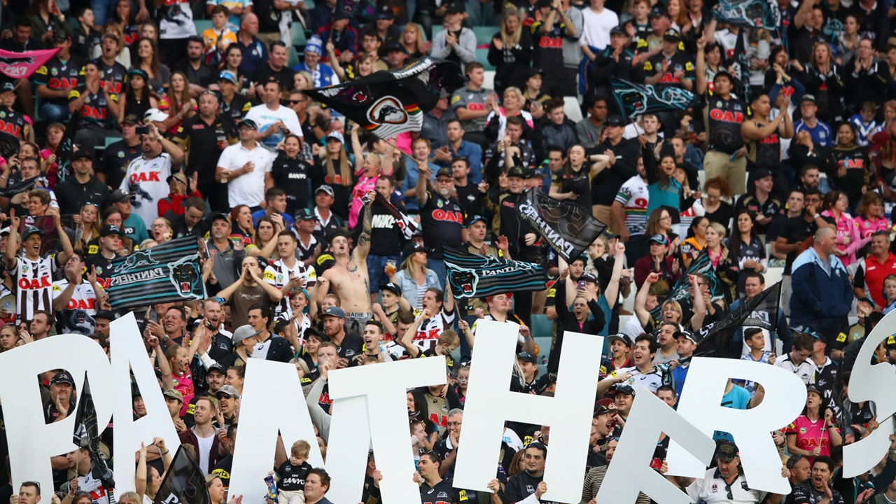 Grant stays on as NRL works to salvage funding talks
