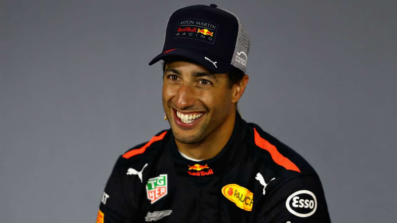 Daniel Ricciardo Needs More Wins Before Committing To Red Bull