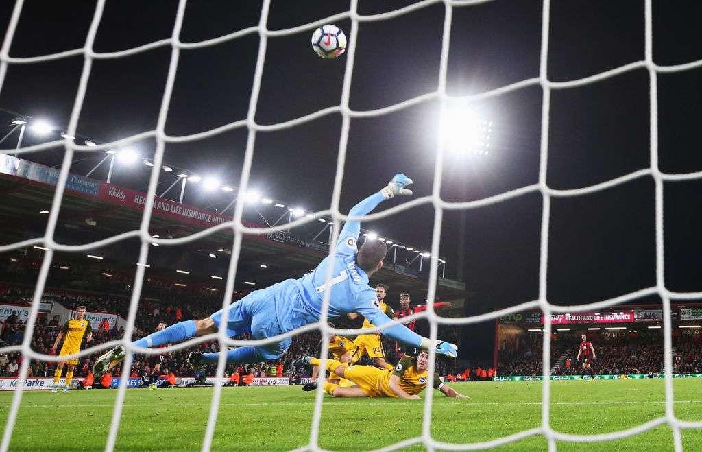 WATCH: Ryan beaten twice as Bournemouth pick up first win