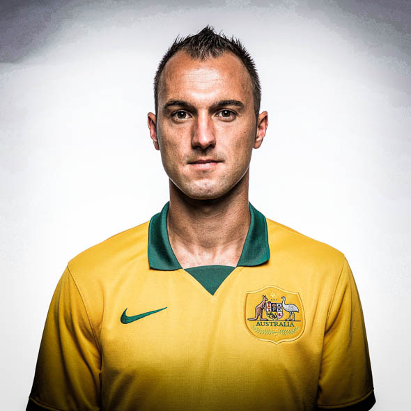 590. Socceroos World Cup Squad