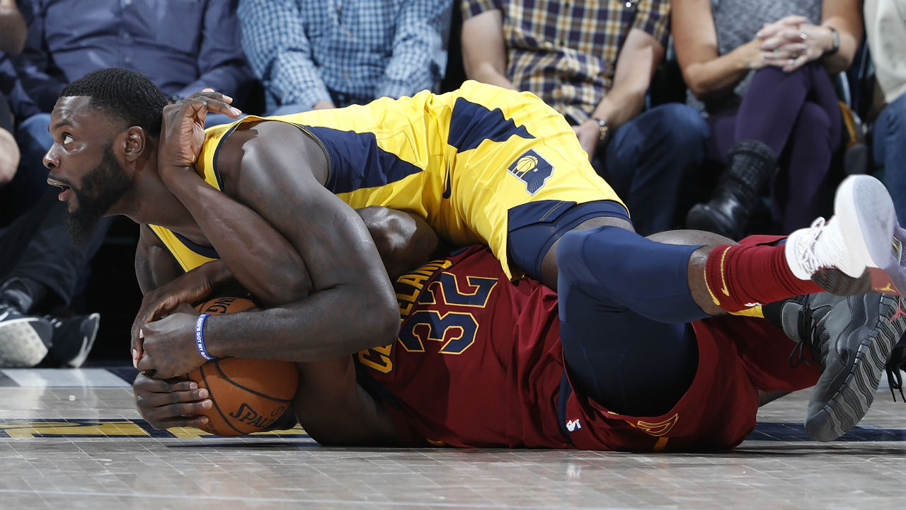 Cavs hope to even series with Pacers