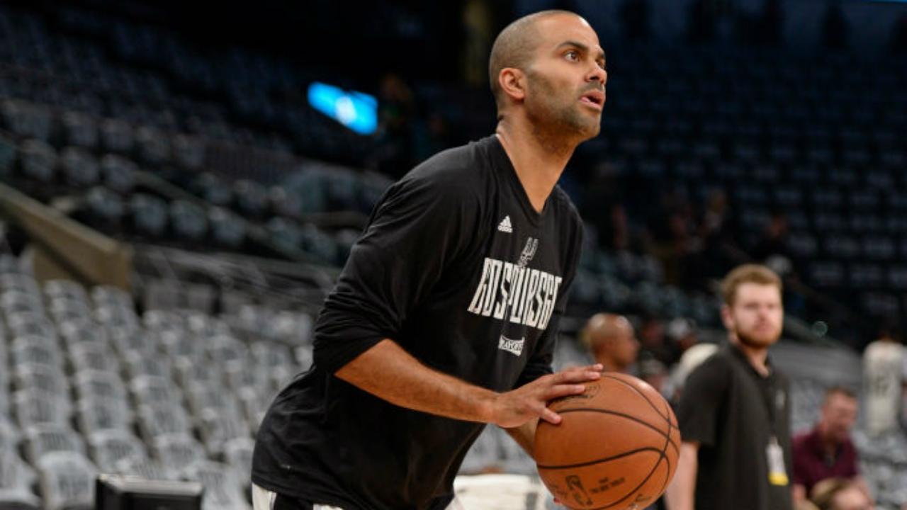 Tony Parker practices with Spurs G League affiliate five months