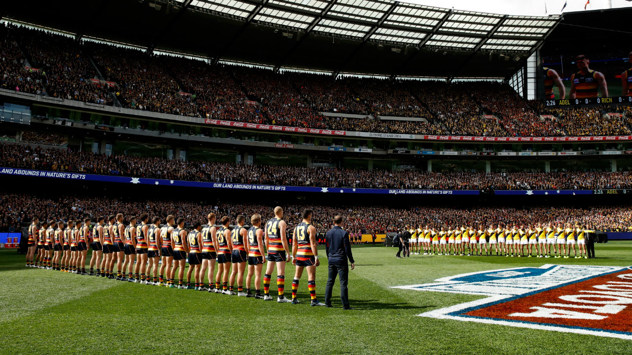 AFL confirm 2018 Grand Final start time