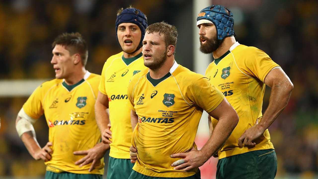 Wallabies And Queensland Reds Forward James Slipper Tests Positive For Rugby Sporting News