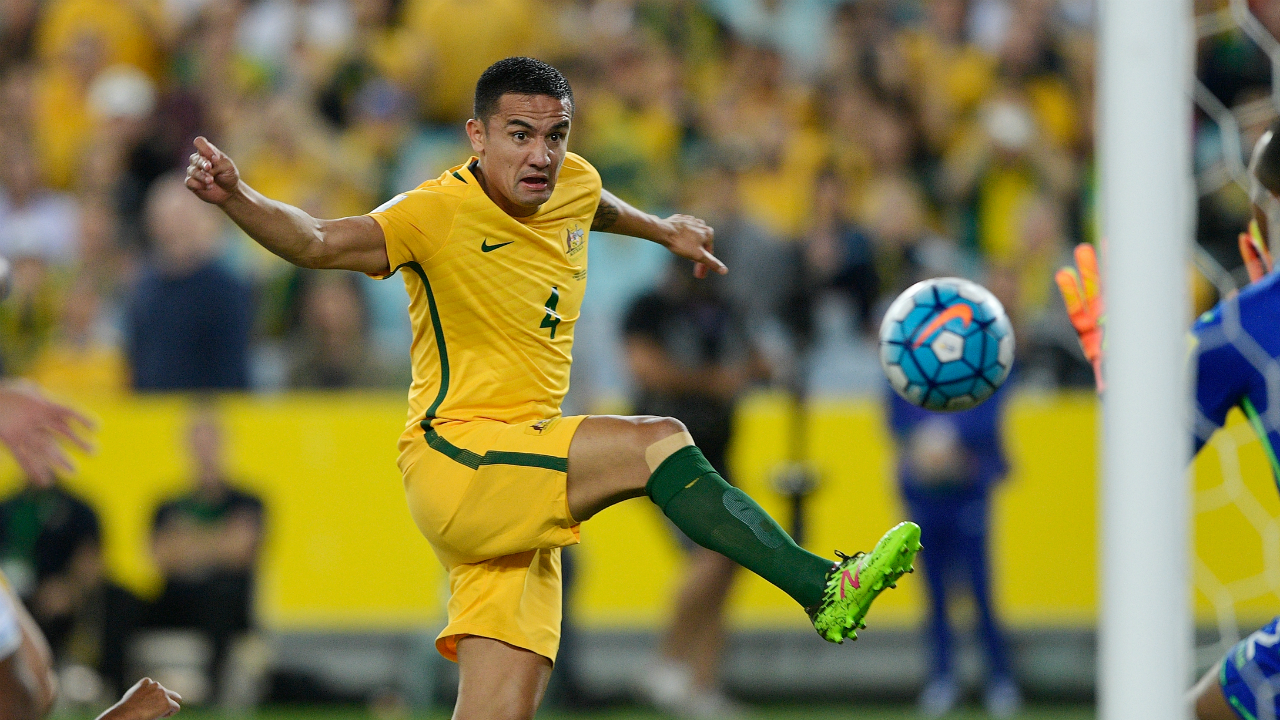 Australia through to World Cup after win over Honduras