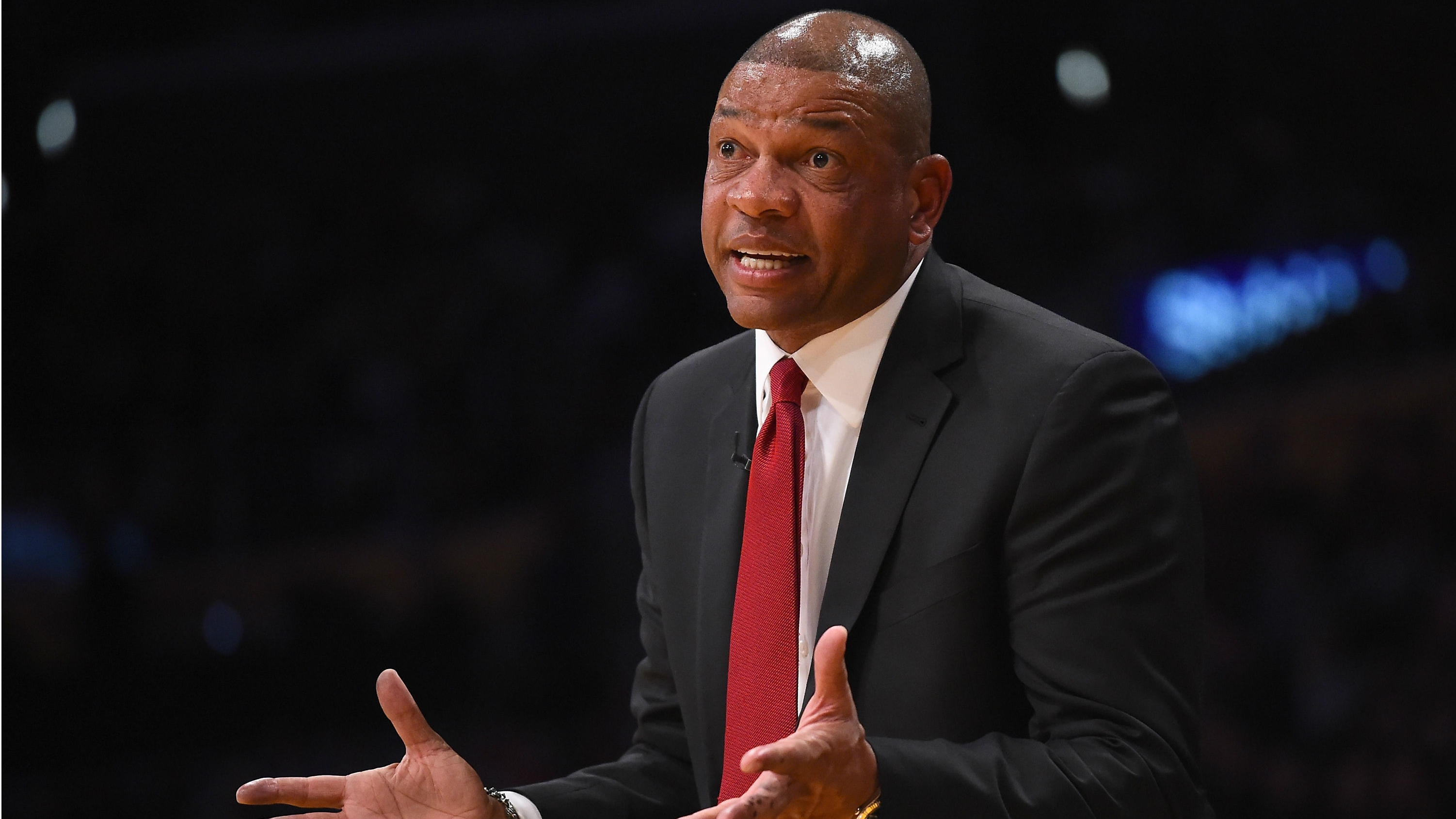 Pacers Nate McMillan Clippers Doc Rivers named Coaches of the