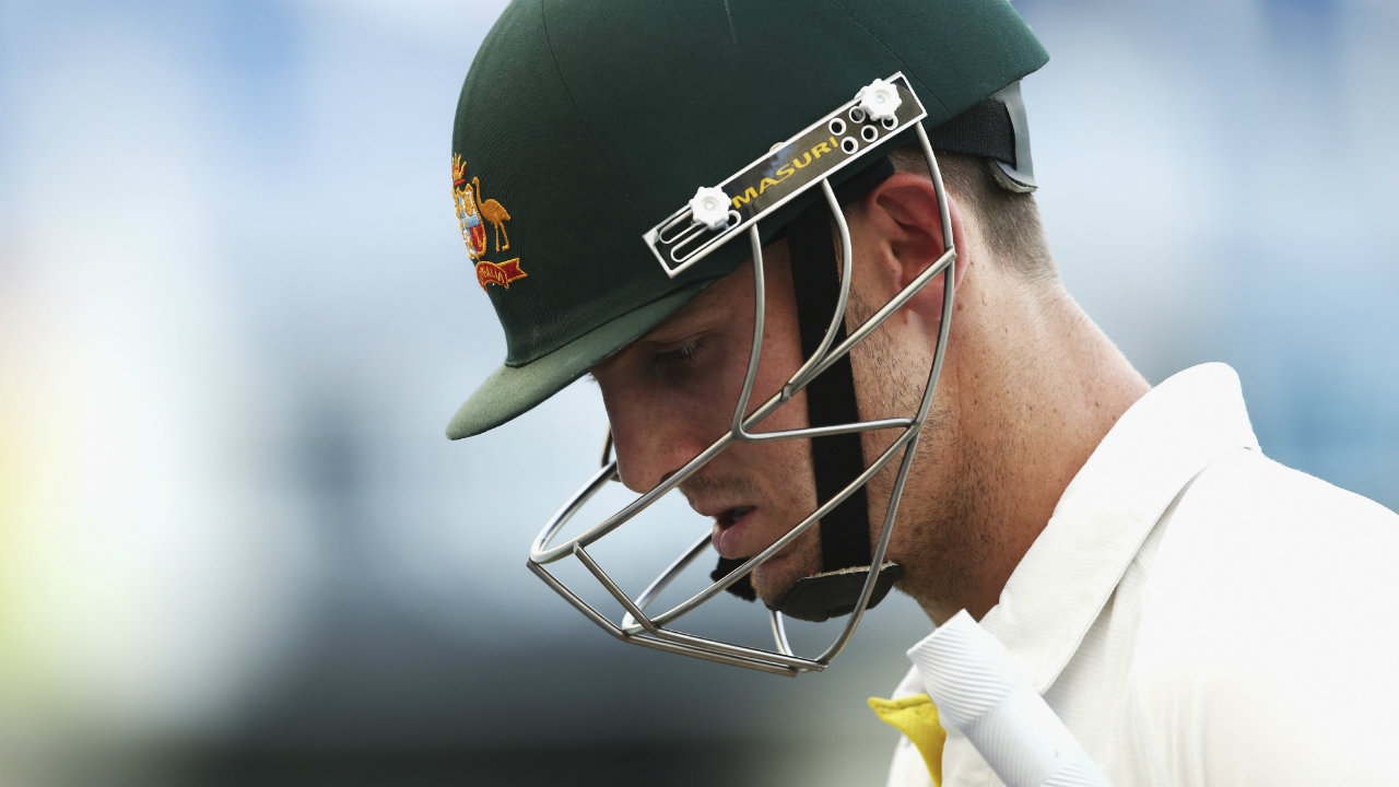 Stoinis replaces injured Mitchell Marsh in Test squad