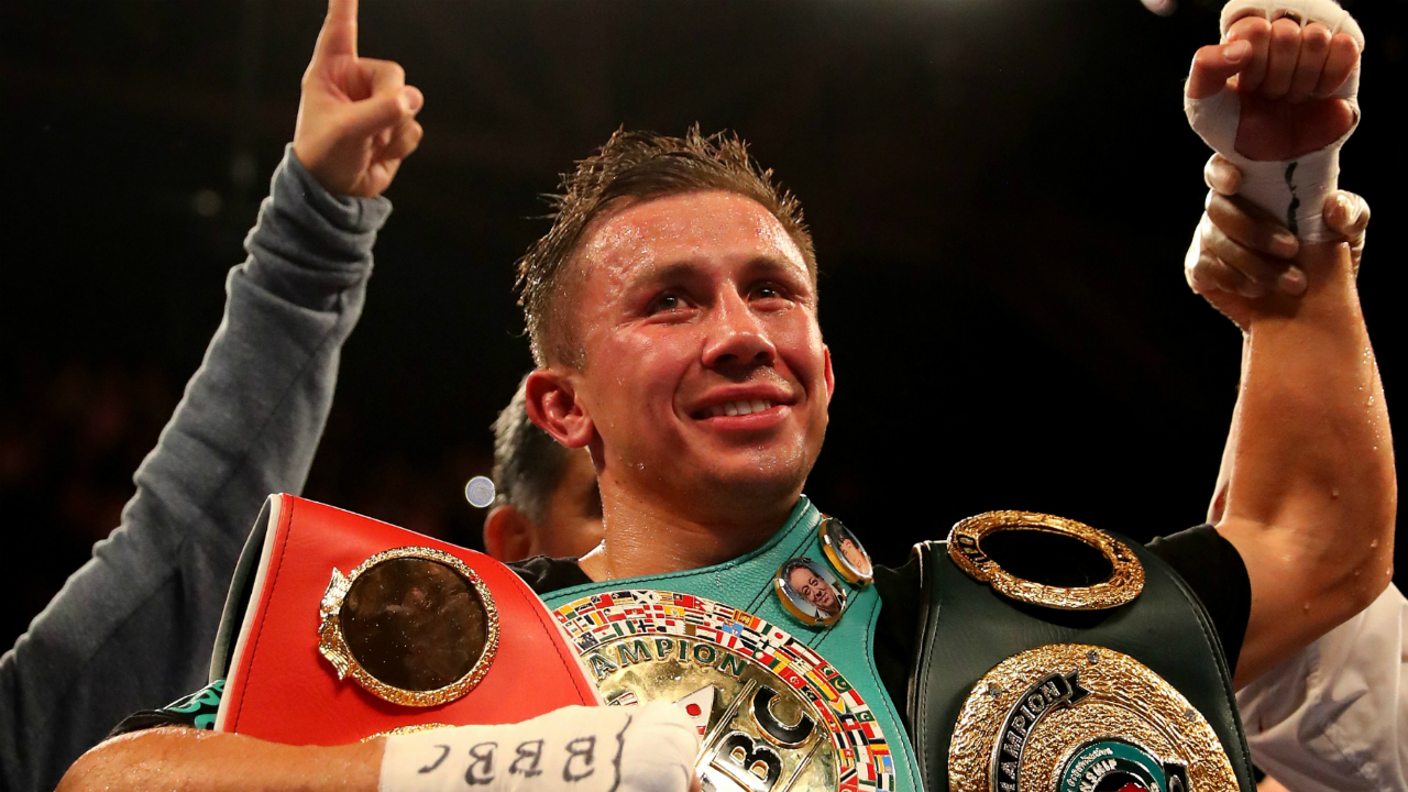 Knockout artists: Golovkin, Jacobs vie for middleweight belt