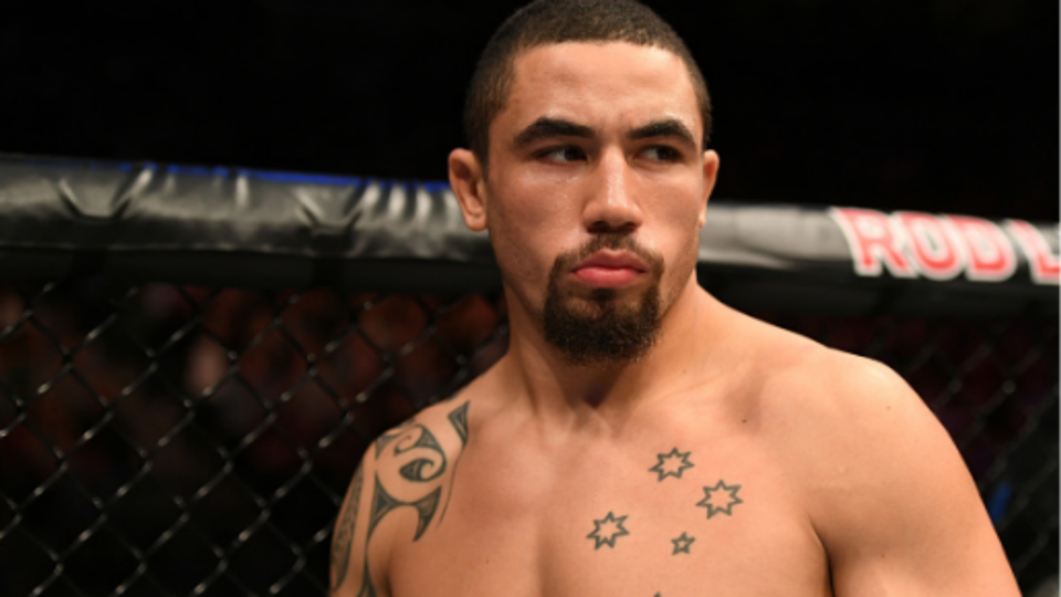 Robert Whittaker to face Jacare Souza | MMA | Sporting News