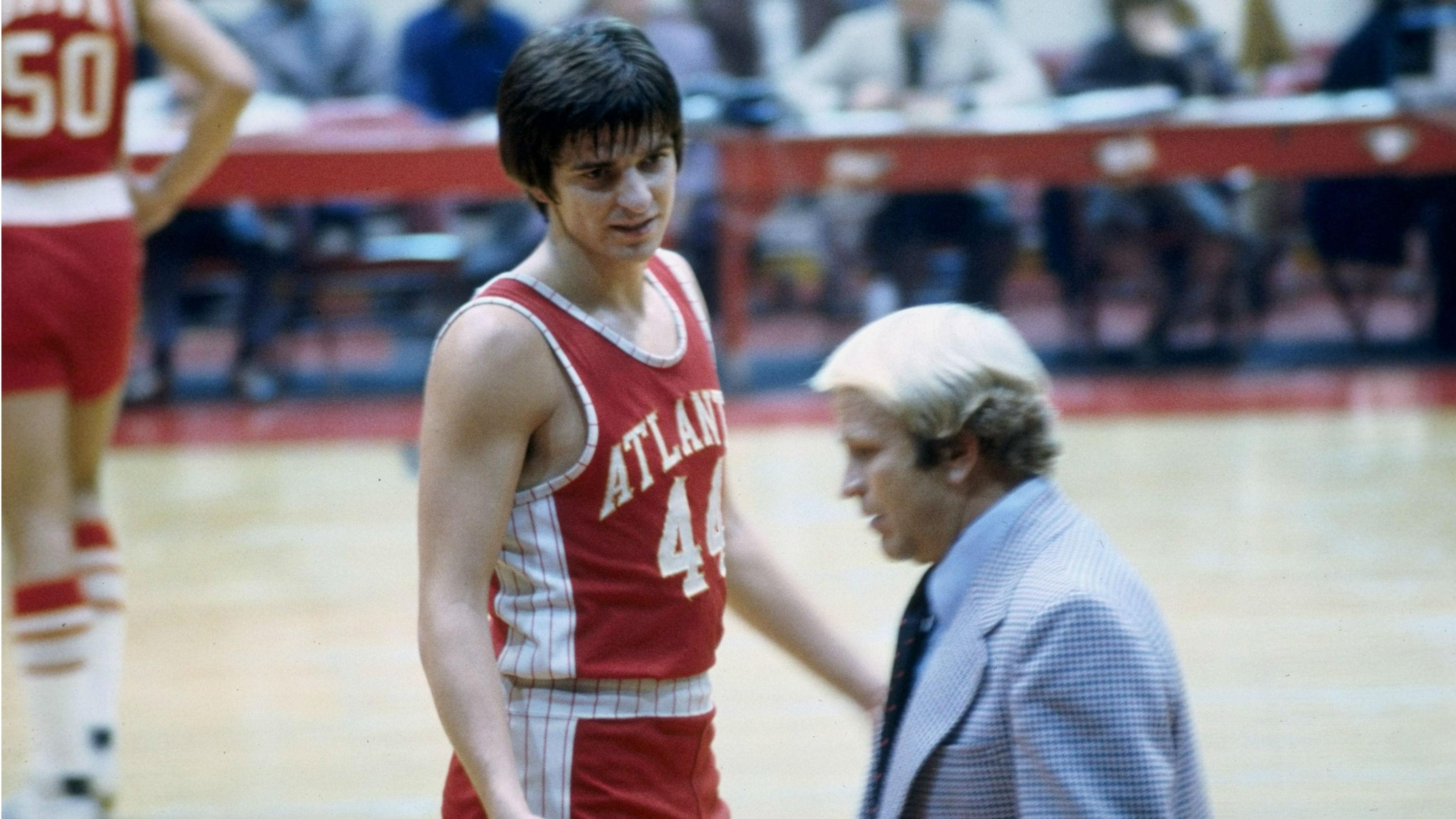Hawks to retire Pete Maravich s No 44 jersey NBA
