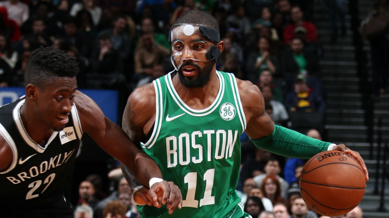 תמונה לקוחה מאתר הליגה: http://www.sportingnews.com/au/nba-au/news/masked-kyrie-irving-leads-celtics-to-13th-straight-win/bavz1dqv2v5q11i06le9ynl8q
