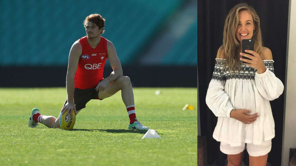 Gary Rohan Shares Heartbreaking News About Unborn Child Afl Sporting News