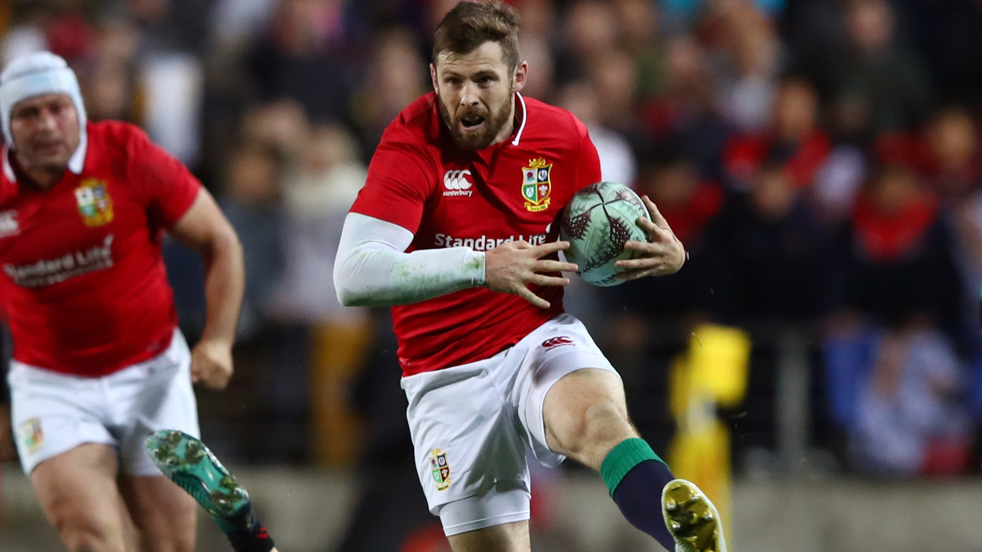 British Lions beat Chiefs 34-6 in last match before 1st test