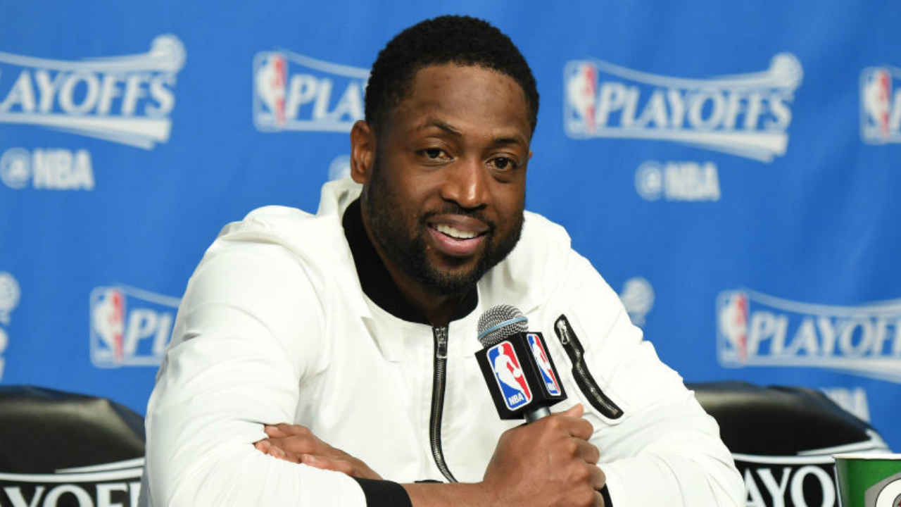 Udonis Haslem: Heat Would Welcome Back Dwyane Wade