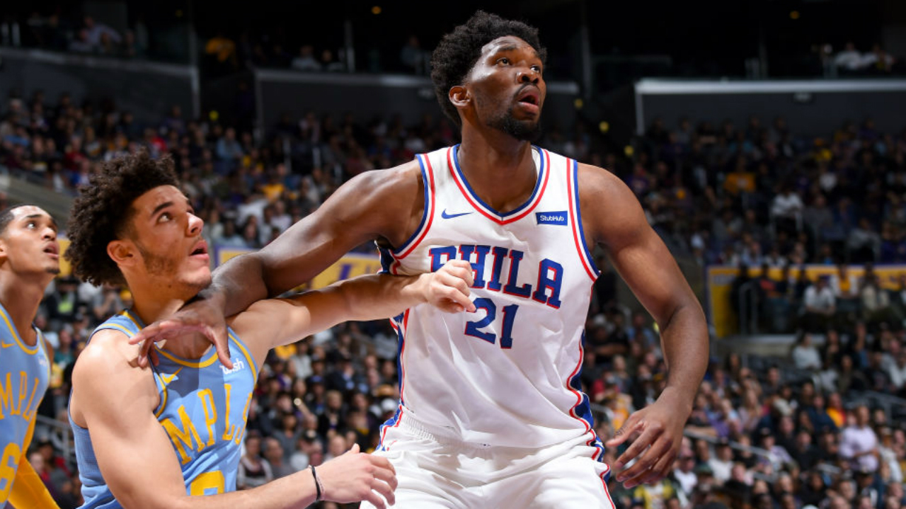 Joel Embiid Has Monster Game, Says