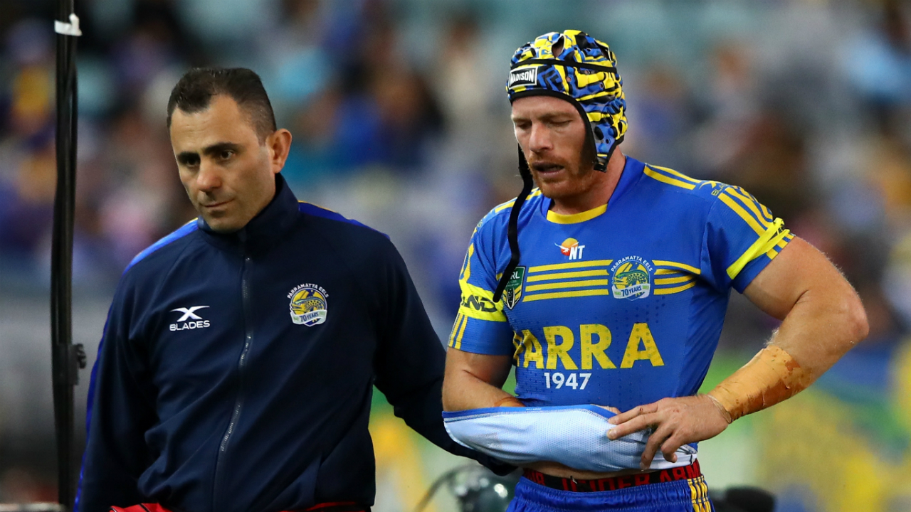 Beau Scott out for season