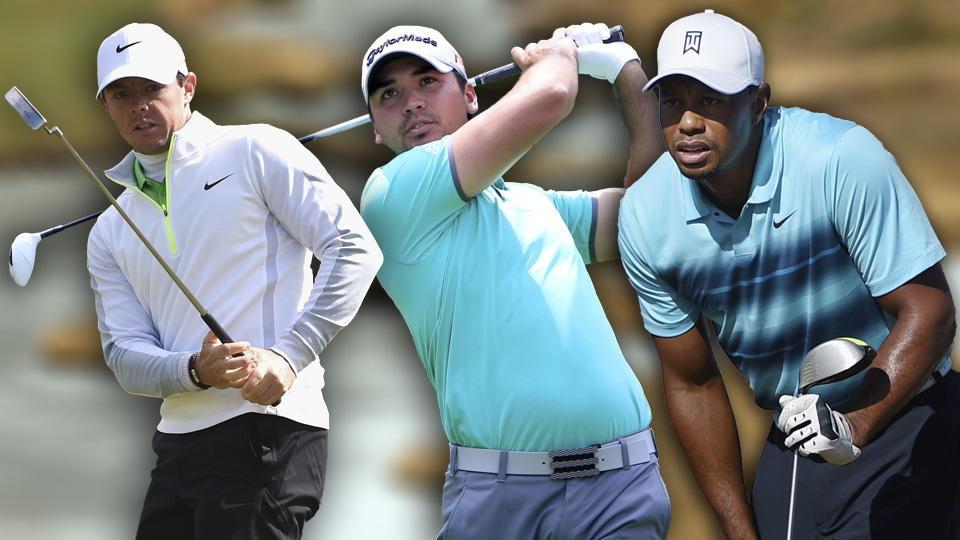 US Open Golf Preview.  Rory McIlroy, Jason Day, Tiger Woods