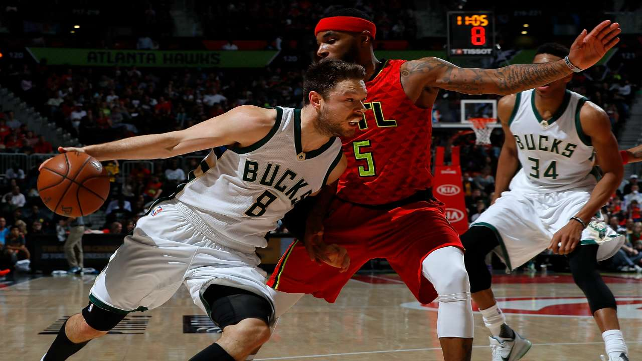 Surging Bucks could pull even with Hawks in East