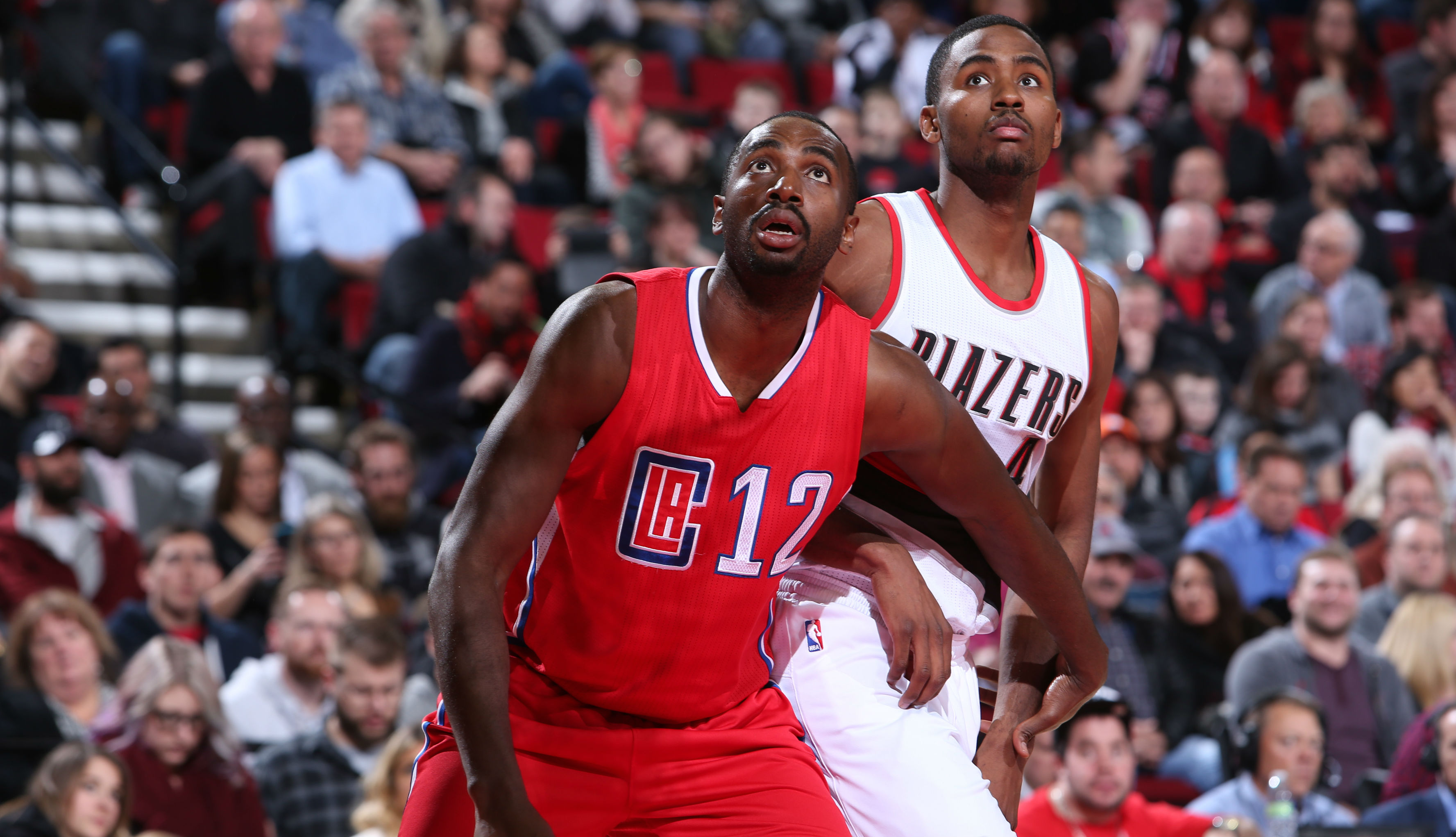 Luc Mbah a Moute agrees to a one-year deal with Houston
