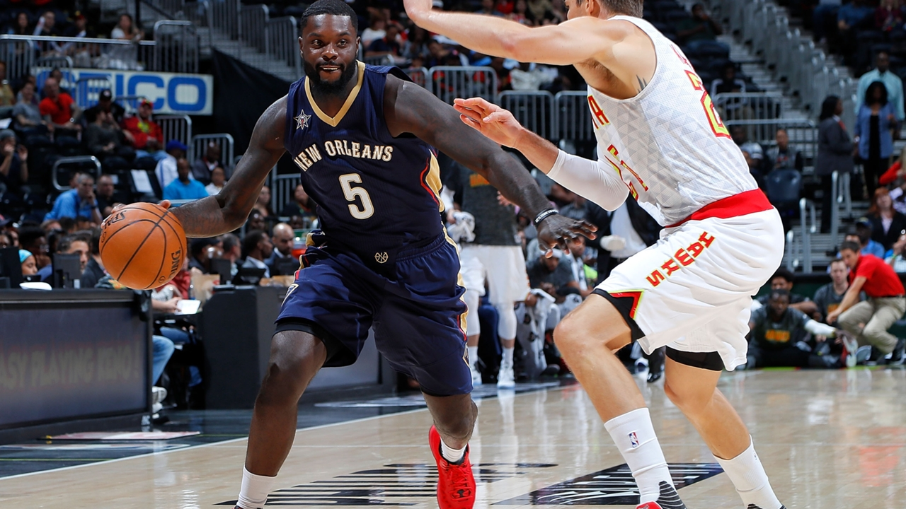 Pelicans releasing Stephenson because of roster limitations