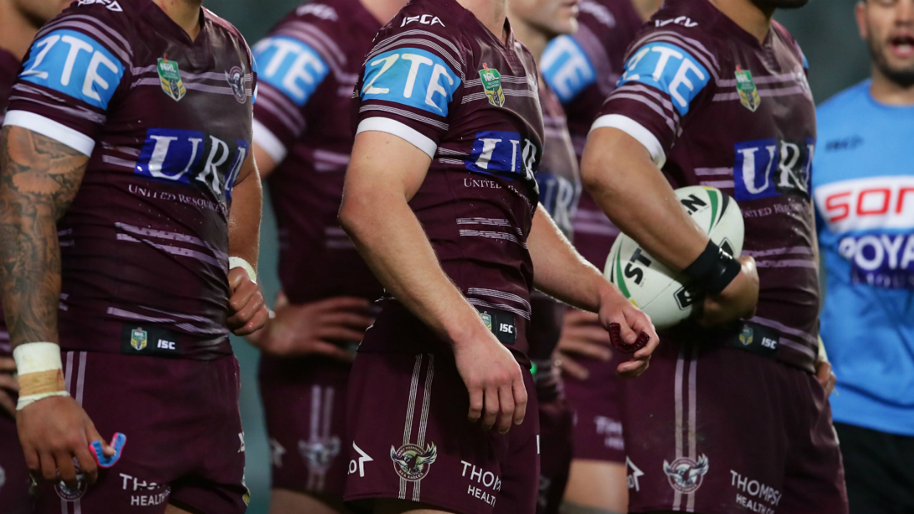 Manly cop fine, cap penalty for NRL rorts