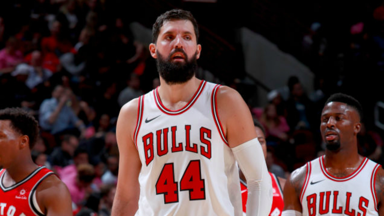 Bulls forward Nikola Mirotic reportedly 'intrigued' by Utah Jazz