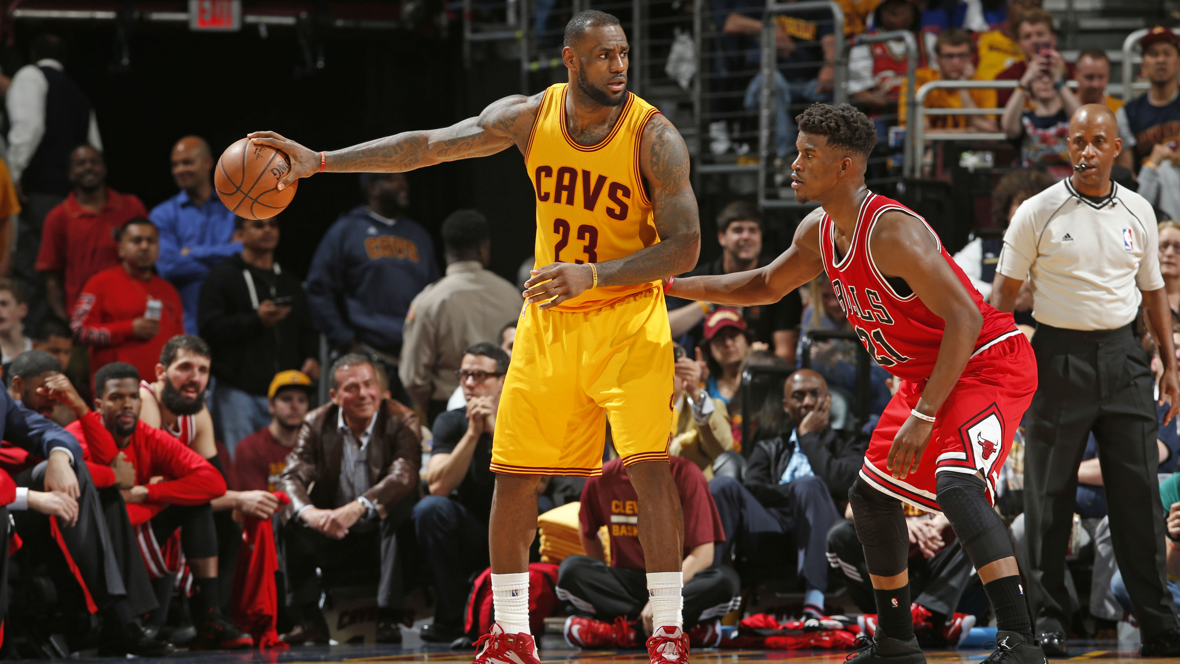 NBA | From Butler's view, no excuses on defending James ...