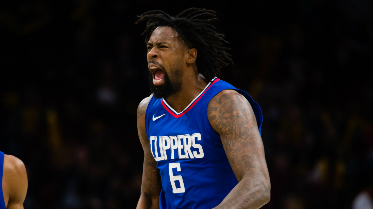 Clippers lose Beverley for rest of way