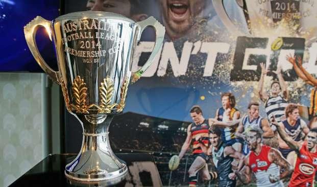 AFL 2014 Premiership Cup