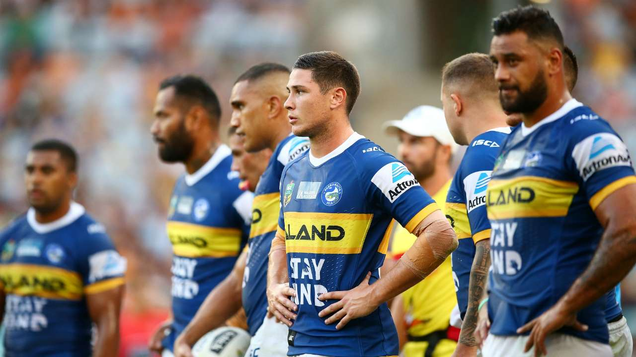 History Suggests Parramatta Eels Season On Life Support