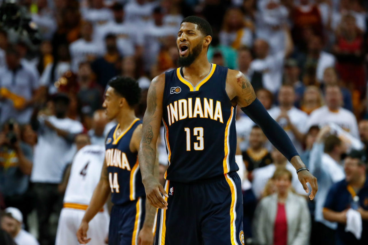 Lance Stephenson, Isaiah Thomas had an exchange on Instagram over Paul George