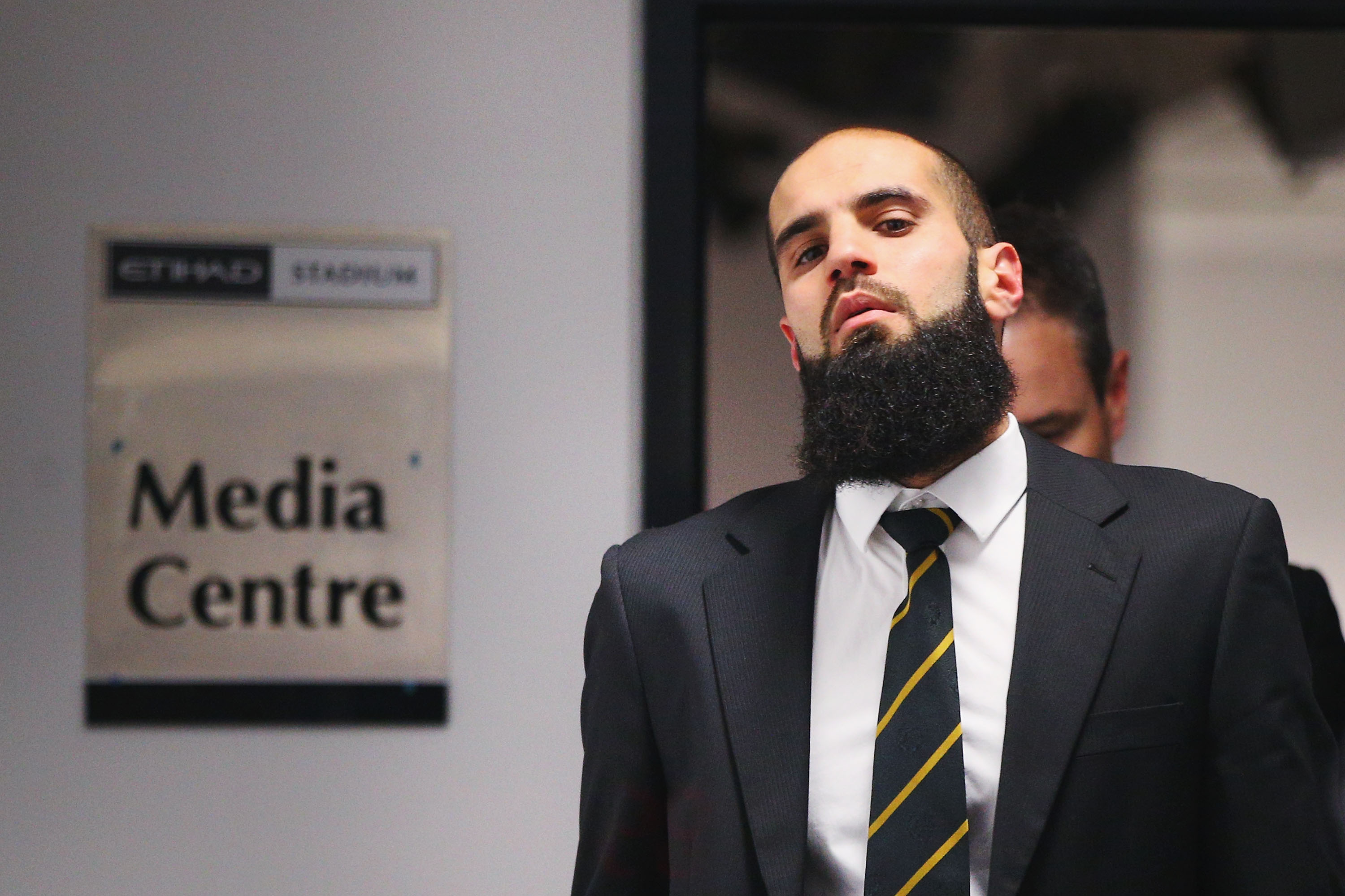 AFL to appeal 'manifestly inadequate' two-week ban on Houli
