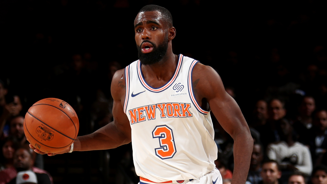Knicks SG Tim Hardaway Jr. out at least two weeks