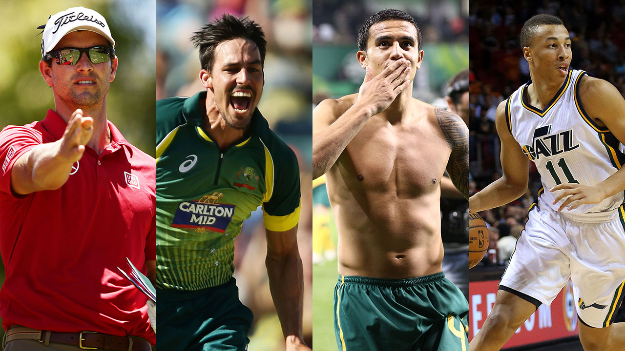 Gallery. Top 50 Aussie rich atletes BRW list
