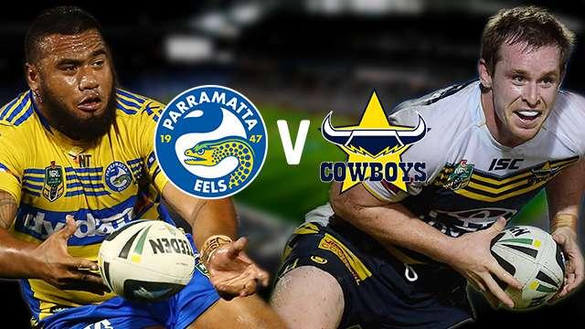 cowboys vs eels - photo #1